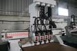 刚度稳定的四工序开料机/四主轴开料雕刻设备