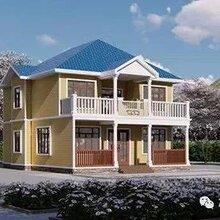 河南轻钢别墅系统结构图片