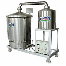 天誠家用燒酒機,平頂山釀酒設備安全可靠圖片