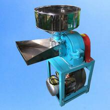 磨面機鋼磨面粉機玉米面粉機圖片