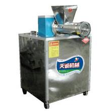 多功能面食機小型空心面機廠家報價圖片