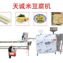 天诚米豆腐机直销遂宁米豆腐机安全节能一机多用图片