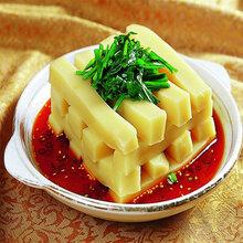 产量高米豆腐机自动切断米豆腐机报价图片