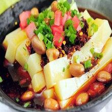 产量高米豆腐机自熟型米豆腐机报价图片