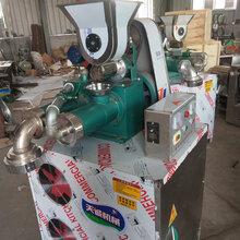 自动粗粮面条机玉米面条机有技术图片