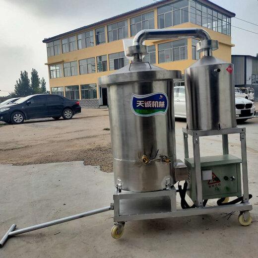 天誠糧食蒸酒機,神農架釀酒設備安全可靠