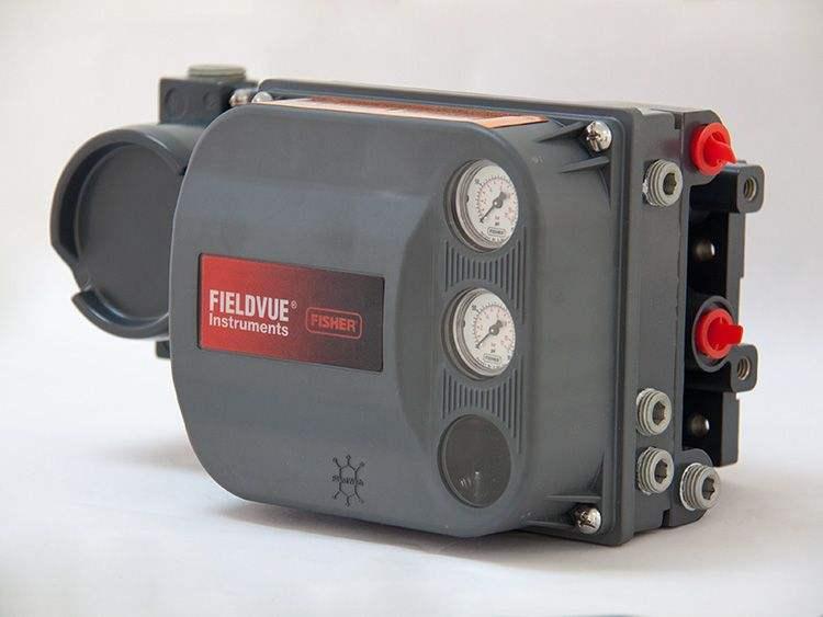 美国FisherDVC6200系列智能型电气阀门定位器