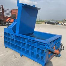 廢金屬回收再利用壓塊機廢鐵鐵刨花壓塊機設備圖片