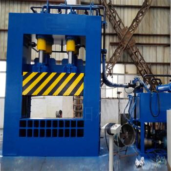 液壓立式400噸金屬剪切機廢鋼剪切機液壓式龍門剪現貨