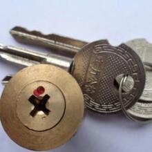 台州威杰十字锁芯加工价格图片