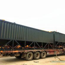 混凝土搅拌站价格卧式水泥仓发往广州厂家直供建筑机械混凝土搅拌设备