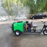 三轮塔式打药机电动高压打药机风送喷雾机自走式批发
