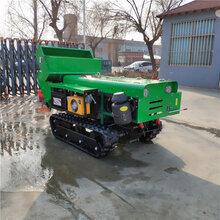 遙控式開溝施肥機履帶開溝旋耕機40馬力小型旋耕機圖片