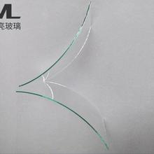 福建钟表热弯玻璃定制厂家图片