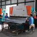 海南儋州工廠定制供應鋁合金不銹鋼電纜槽盒熱浸鍍鋅橋架鐵線槽