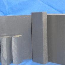 厂家直销PVC塑料板材灰色工程塑料硬板PVC软板图片