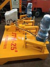 建特重工250冷弯机动力足液压稳定一次成型冷弯机厂家山西直营图片