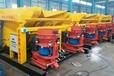 建特重工干喷机组,制造建特重工喷浆车厂家供应吊装单料斗喷浆机安全可靠