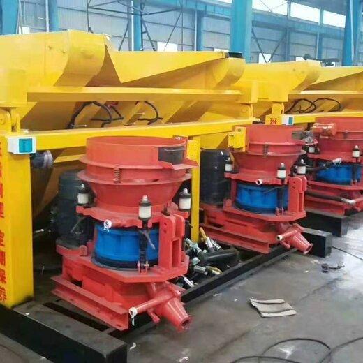 定做建特重工噴漿車廠家供應吊裝單料斗噴漿機,吊裝噴漿機