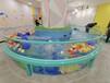 黄冈婴儿游泳池量大从优钢化玻璃婴儿游泳池