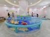 萌貝灣鋼化玻璃嬰兒游泳池安順嬰兒游泳池量大從優