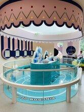 海兴县婴幼儿游泳水育产业婴幼儿游水健身早教图片