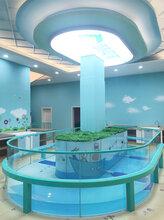台山市游泳馆加盟,婴幼儿水育早教加盟图片