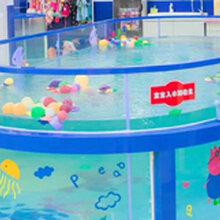 鹤山市值得信赖的上海婴儿游泳馆加盟好品牌图片