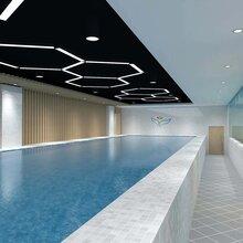 薌城區供應親子游泳池兒童水育早教膠膜池圖片