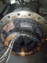 克莱门特W3000螺杆冷水机进水维修图片
