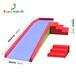 感統大滑梯大滑板早教兒童感統訓練器材大滑道木制加厚