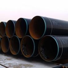 青岛环氧煤沥青防腐钢管厂家供应图片