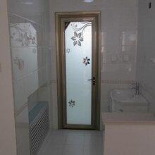 内蒙古生产卫浴门厂家图片