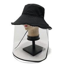 東莞防疫帽子廠家-定制防疫帽子-防疫漁夫帽-東莞市新詮釋服飾有限公司圖片