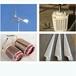 振興晟成風力發電機全套機型設計合適500w小型風力發電機