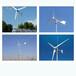 漳平风力发电机家用价格低晟成2.5kw风力发电机