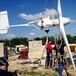 长白朝鲜族自治离网风力发电机机型设计合适20kw风力发电机