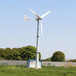 福安中型风力发电机工作视频20kw风力发电机