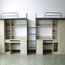广东员工宿舍公寓床定制价格图片