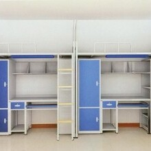 广州学生宿舍公寓床定制价格图片