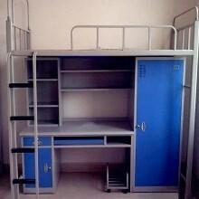 天津学生宿舍公寓床定制厂家图片