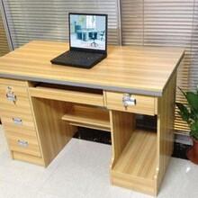焦作台式办公电脑桌批发价格图片
