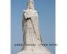 大型媽祖石雕的文化意義,惠安石雕媽祖像,道教人物石雕像