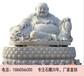 福建弥勒佛石雕像,布袋和尚石雕像