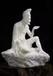 汉白玉坐像济公石雕像造型,活佛济公木雕像