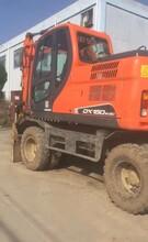 镜湖区挖机出租服务图片