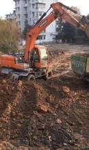 芜湖镜湖区承包土方开挖价格图片