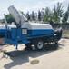 恒運環衛三輪園林綠化噴灑車,灑水車增壓泵