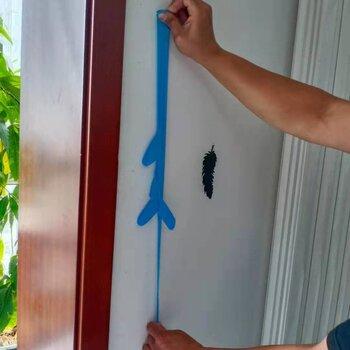 合成高彈藍色丁腈家用工業食品級手套
