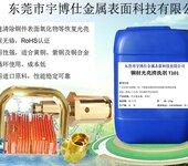 銅材清洗劑T101迅速清理銅件表面油污氧化皮